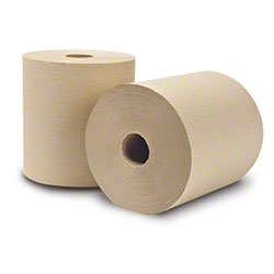 - Bay West® EcoSoftTM Green Seal® Natural Color Control Roll Towels #31300 - 8