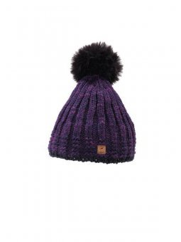 fc974eec0fb PIKEUR Hat with Fur Bobble 53 55 Size cream  Amazon.co.uk  Sports ...