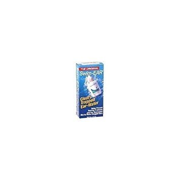Fougera: The Original Swim-Ear, 29.57 mL - Buy Packs and SAVE (Pack of 2)