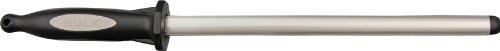 Buck Knife Sharpener (Buck Knives 97082 EdgeTek Tri-Grit Ultra Steel Diamond Knife Sharpener 10