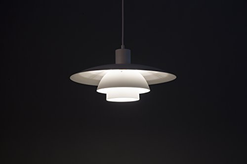 Samzim Nordic Pendant Light PH 4/3, Denmark Design Hanging Light Fixture, Modern Suspended Ceiling Lamp - Pendant Light Denmark 4