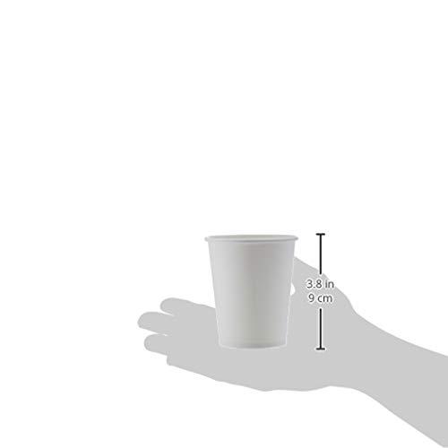 AmazonBasics 8 oz. Compostable PLA Laminated Hot Paper Cup, 1,000-Count by AmazonBasics (Image #4)