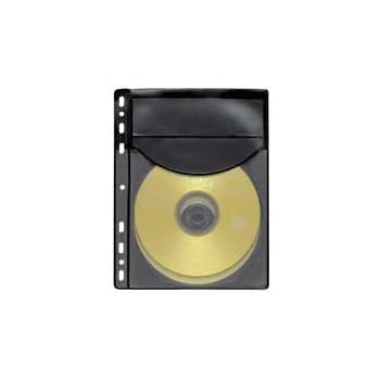 Amazon Com 20 Compucessory Cd Dvd Half Sheet Storage