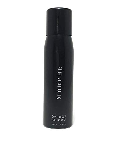 MORPHE CONTINUOUS SETTING MIST (2.8 fl oz/82.8 ml)