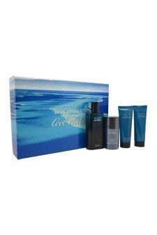 ift Set for Men 4.2oz. EDT Spray  2.5oz. After Shave Balm  2.5oz. Shower Gel  2.4oz. - Deodorant Stick (Cool Water Spray After Shave Balm)