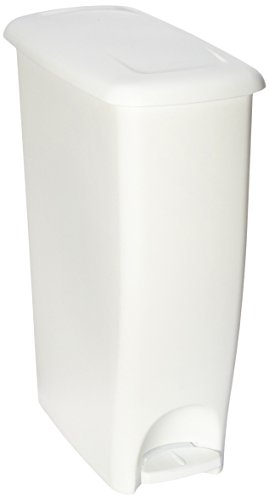 Rubbermaid Home Slim Trash Can, 45-Quart