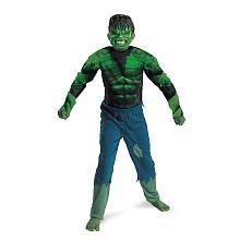 Kids Incredible Hulk Movie Costume - Child Small (Hulk Costumes For Kids)