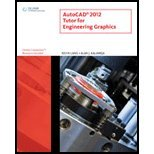 img - for AutoCAD 2012 Tutor for Engineering Graphics (12) by Lang, Kevin - Kalameja, Alan J [Paperback (2011)] book / textbook / text book
