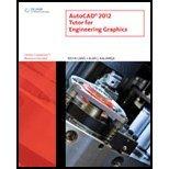 Read Online AutoCAD 2012 Tutor for Engineering Graphics (12) by Lang, Kevin - Kalameja, Alan J [Paperback (2011)] PDF