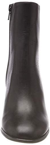 Buffalo Crust Noir Mirati 01 Botines Femme 00 Negro 8HTF58wq