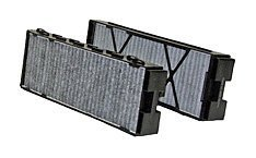 WIX Filters - 24823 Cabin Air Panel, Pack of 1