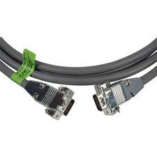 TecNec P-D15HDM-M-50 50 ft. 15-Pin HD Male to Male Plenum VGA Cable
