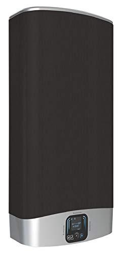 Chauffe eau /électrique Plat Mural MultiPositions Design Noir Velis EVO Plus Ariston 80 L
