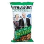 Newman's Own Salted Pretzel Sticks ( 12x8 OZ)