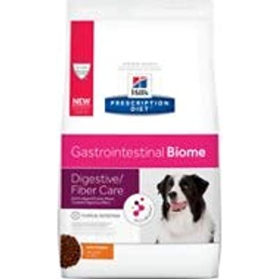 HILL'S Prescription Diet Gastrointestinal Biome Digestive/Fiber Care with Chicken Dry Dog Food 8.5 lb