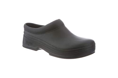 Pictures of Klogs Footwear Zest Chef Clog Medium Black 00100196002M090 1
