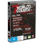 7 Worlds Collide: 7 Years Apart (Double Movie 2DVD) Neil Finn, liam Finn, Bic Runga, Johnny Marr, Eddie Vedder