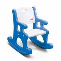 Wondrous Amazon Com Little Tikes Classic Rocking Chair Blue Home Beatyapartments Chair Design Images Beatyapartmentscom
