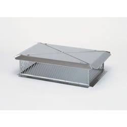 - Gelco 17 Inch x 41 Model D Stainless Steel Multi-Flue Chimney Top