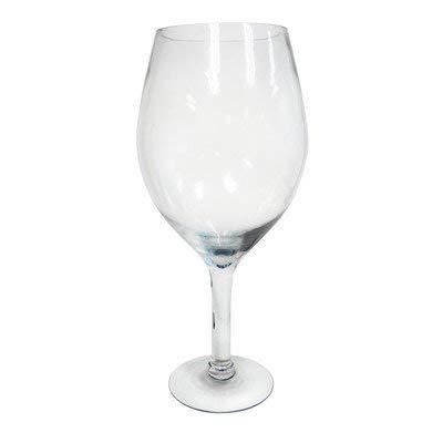 Vinotemp VNTEP-LGGLS01 Epicureanist Decorative Wine Glass, Large ()