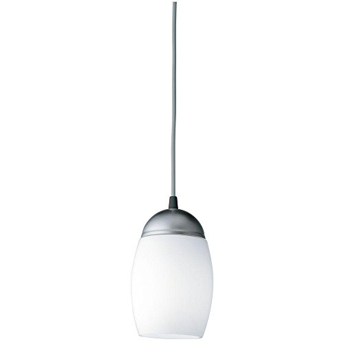 Lithonia Lighting 11994 GW M4 1 Lamp 13W Compact Fluorescent Pendant, (Acorn Mini Pendant)