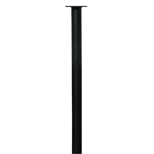 3l Post Cast - The Hanford Single Mailbox Post and Mounting Bracket
