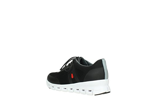 Wolky Comfort Trainers Nano - 90000 Black mesh Upper - 39 limited edition sale online buy cheap manchester great sale nicekicks cheap price shop offer cheap online n7RTXeS