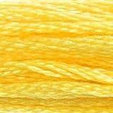 DMC 117-726 Six Strand Embroidery Cotton