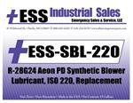 ESS-SBL-220, Gardner Denver Aeon PD Oil Replacement, ISO 220, 5 gallon pail, (Replacement) by ESS