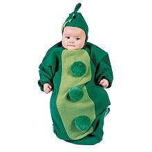 Pea Pod Bunting Costume