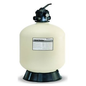 Pentair 145333 Sand Dollar Top-Mount Pool Filter, SD 80 3-1/2-Square-Feet Filtration Area, 75-GPM Flow (75 Filtration)