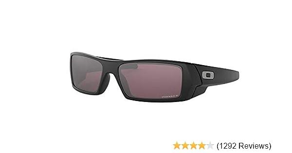 Oakley Mens OO9014 Gascan Rectangular Sunglasses