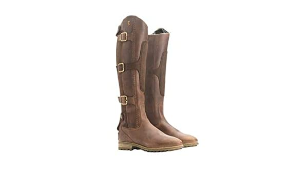 e1ab8ff21be Amazon.com: Tredstep Ladies' Parkland Country Tall Boots: Sports ...