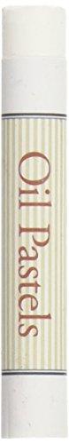 Pro Art PRO-3014 Oil Pastel (12 Per Pack), White