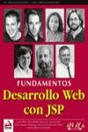 Desarrollo Web Con Jsp (Spanish Edition) by Anaya Multimedia-Anaya Interactiva