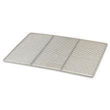 Alegacy Nickel Plated Steel Wire Donut Screen, 17 x 25 inch - 1 each.