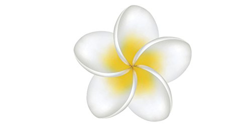 Graphic Decal IGD3018 Plumeria Yellow Decal