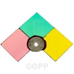 Fiberstars FSPT03D Color Wheel Only, 6004 -