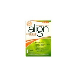 Align Digestive Care Probiotic Supplement 42 Count, My Pet Supplies