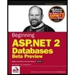 Beginning AspNet 20 Databases - Beta Preview (05) by Kauffman, John [Paperback (2005)]