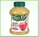 Tree Top Apple Sauce 47.8oz (Quantity 6)