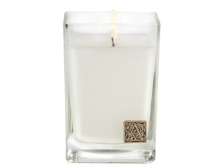 Aromatique SMELL OF SPRING Cube 12 oz Glass Scented Jar (12 Oz Glass Candle)