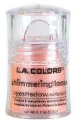 L.A. Colors Shimmering Loose Eye Shadow SE116 Melon Sorbet
