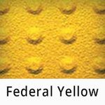 Truncated Domes - 1' x 1' - Surface Mount ADA Truncated Domes Tiles - Yellow