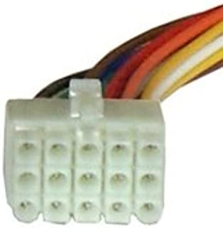 21i3VnQSb3L._AC_UL320_SR304320_ amazon com 9 pin male female quick disconnect harness automotive 6 Pin Trailer Wiring Harness at alyssarenee.co