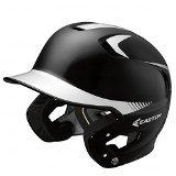 Easton Z5 Two Tone Jr. Baseball Helmet (Silver Baseball Batting Helmet)