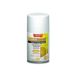 Scent Reg (Champion Sprayon® Aerosol Sprayon® Scents Air Freshener Refill, LemMist, Case of 12 (5189CHASE) Category: Metered Air Freshener Refills)