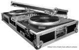 Road Ready RRDJ10 2 Turntables/10-Inch Mixer DJ Coffin