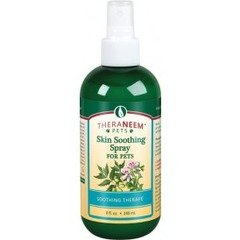 Organix South Skin Soothing Spray for Pets, Peppermint, 8 - Outdoor Spray Herbal