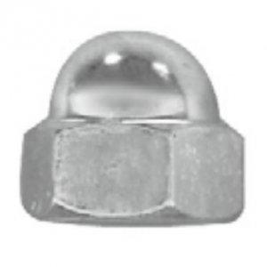 若井産業 ステンレス 袋ナット サイズ:M6 入数:14個 2V16MS